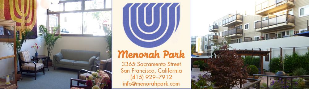 Menorah Park San Francisco